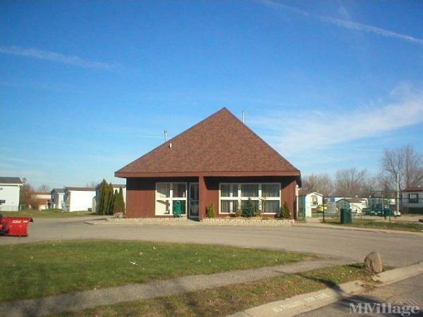 Park Estates Mobile Home Park in Belleville, MI