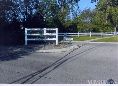 Mobile Home Park in Williamston MI