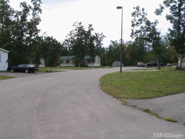 Tamarack Pines Estates Mobile Home Park in Howard City, MI