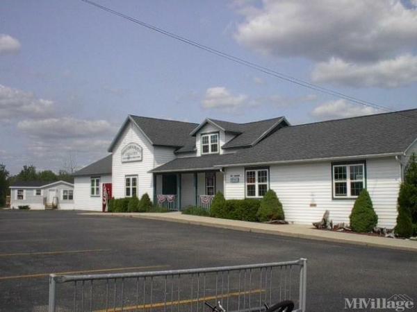 Brookhaven Estates Mobile Home Park in Newaygo, MI