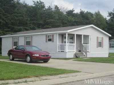 Mobile Home Park in North Branch MI