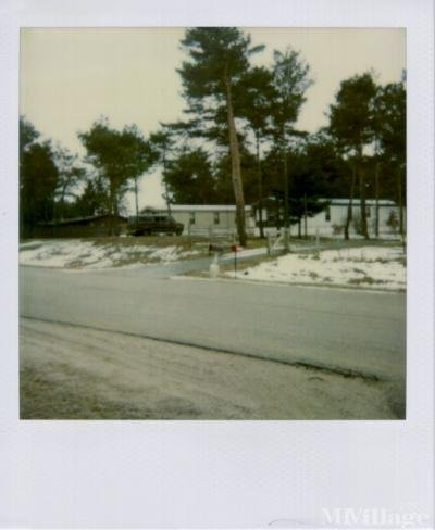Mobile Home Park in Hastings MI