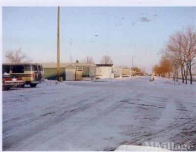 Mobile Home Park in East Grand Forks MN