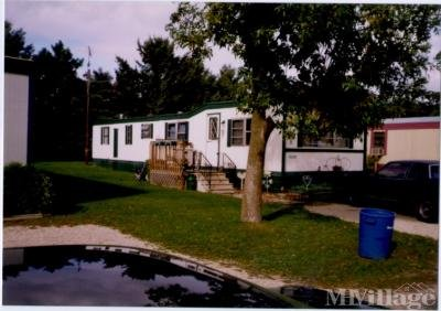 Mobile Home Park in Plainview MN