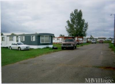 Mobile Home Park in Barnesville MN