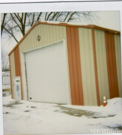 Mobile Home Park in Columbia Heights MN