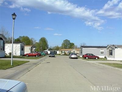 Mobile Home Park in Hockingport OH
