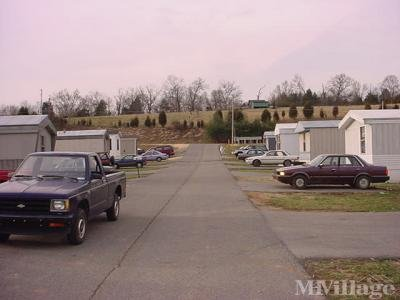 Mobile Home Park in Gray TN