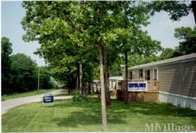 Mobile Home Park in Reeds Spring MO