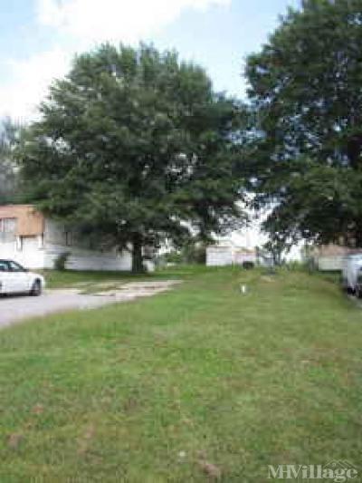 Mobile Home Park in Hillsboro MO