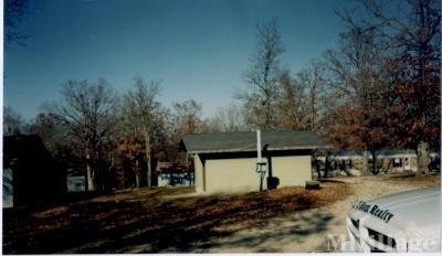 Mobile Home Park in Branson MO