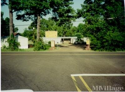 Mobile Home Park in Richland MS