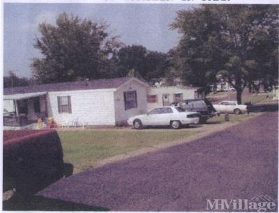 Mobile Home Park in Brandon MS