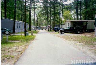 Mobile Home Park in Petal MS