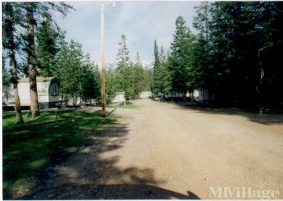 Mobile Home Park in Bigfork MT