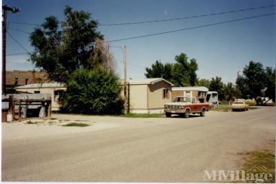 Mobile Home Park in Belfry MT