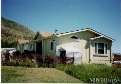 Mobile Home Park in Corwin Springs MT