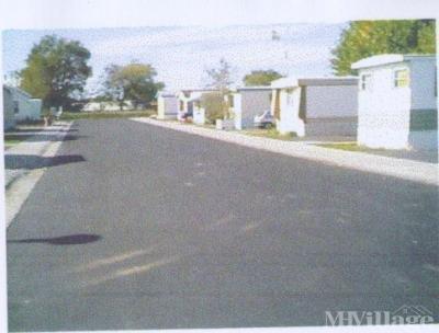 Mobile Home Park in Billings MT