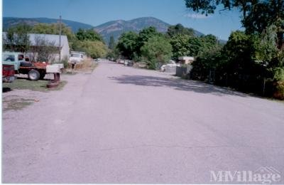 Mobile Home Park in East Missoula MT