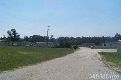 Mobile Home Park in Laurinburg NC