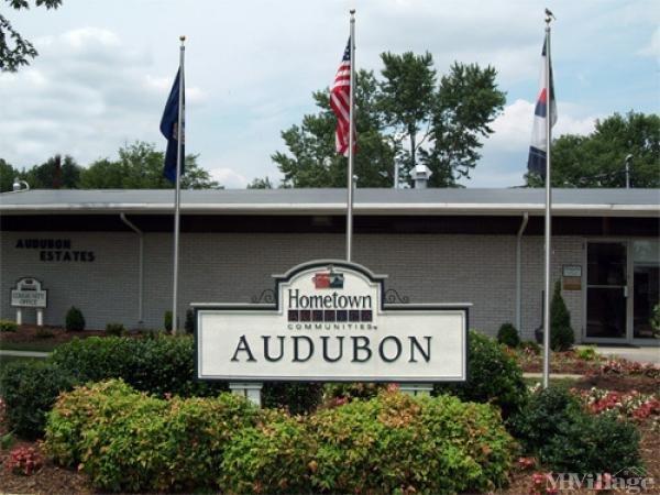 Photo 1 of 2 of park located at 7930 Audubon Ave. Alexandria, VA 22306