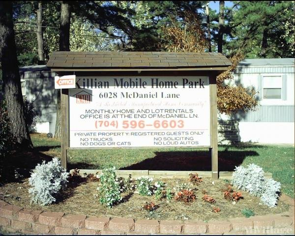 Photo of Charlotte Hills Mobile Home Park, Charlotte, NC