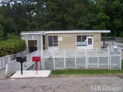 Mobile Home Park in Cary NC