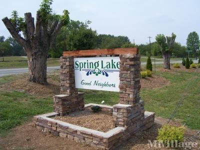 Mobile Home Park in Granite Falls NC
