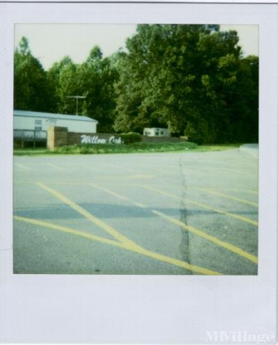 Mobile Home Park in Reidsville NC