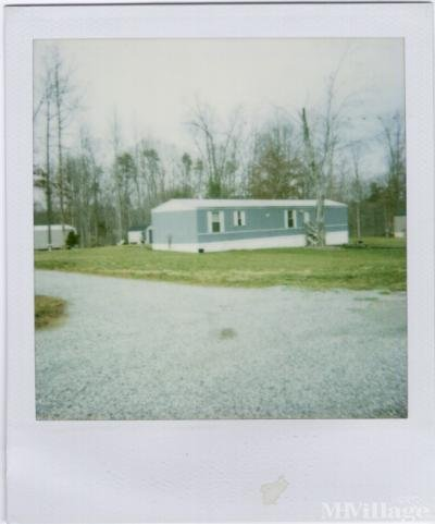 Mobile Home Park in Burlington NC