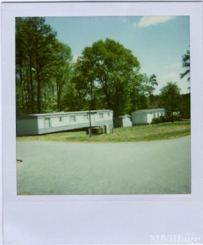 Mobile Home Park in Gastonia NC