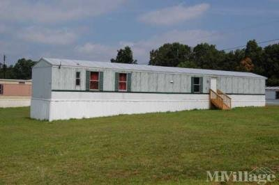 Mobile Home Park in Kings Mountain NC