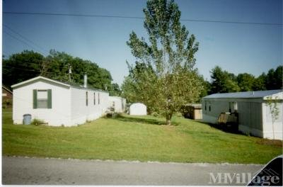 Mobile Home Park in East Flat Rock NC