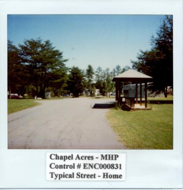 Photo of Chapel Acres Mobile Home Park, Gastonia, NC