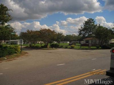 Mobile Home Park in Moyock NC
