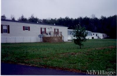 Mobile Home Park in Marion NC
