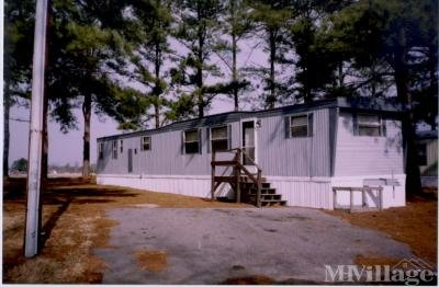 Mobile Home Park in Selma NC