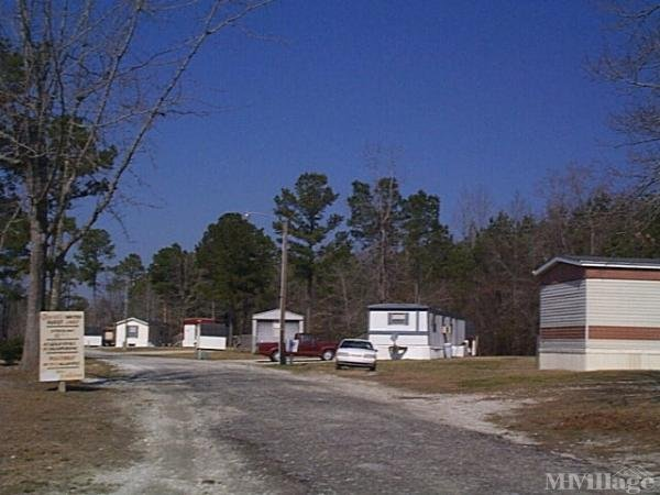Photo of Sand Mobile Home Park, Richlands, NC
