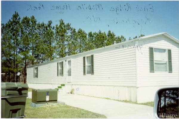 Photo of East Ridge Mobile Home Park, Roseboro, NC