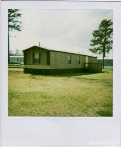 Mobile Home Park in Riegelwood NC