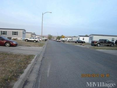 Mobile Home Park in Williston ND