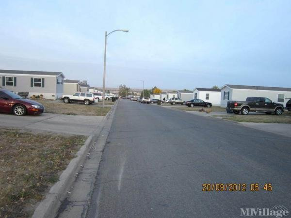 Glenn Villa Mobile Home Park Mobile Home Park in Williston, ND