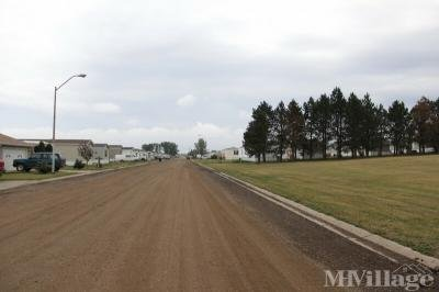 Mobile Home Park in Dickinson ND