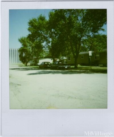 Mobile Home Park in Gwinner ND