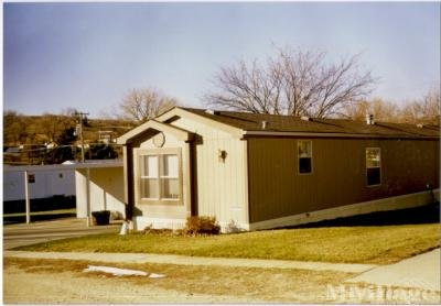 Mobile Home Park in Broken Bow NE