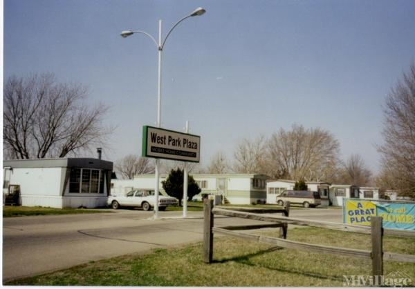 West Park Plaza Mobile Home Park in Grand Island, NE
