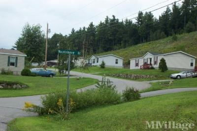 Mobile Home Park in West Swanzey NH