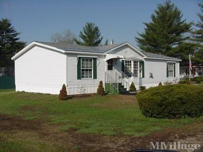 Mobile Home Park in Hollis NH
