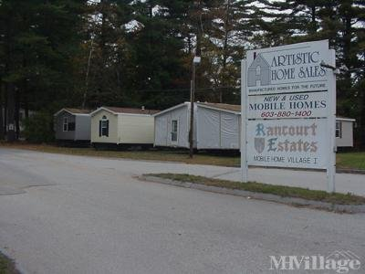 Mobile Home Park in Merrimack NH