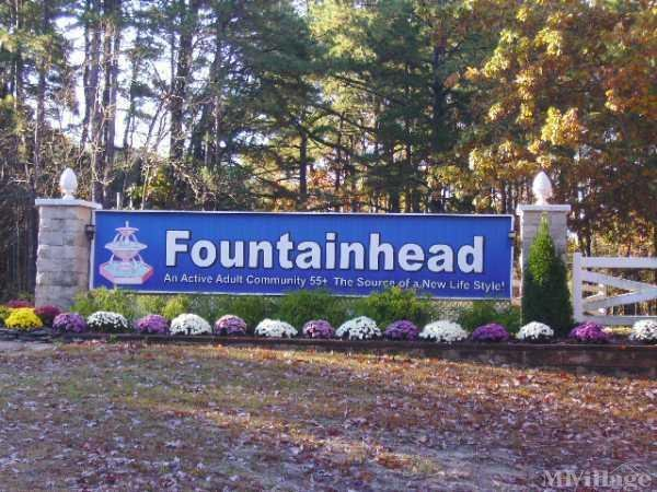 Fountainhead Properties Inc. Mobile Home Park in Jackson, NJ